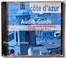 Audio-Guide - Cote d´azur - Hörbuch CD - Reiseführer mit Reise Tipps - UVP 9,99€
