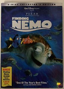 Finding-Nemo-2-Discos-Edicion-de-Coleccionista-Disney-Pixar-DVD-2003
