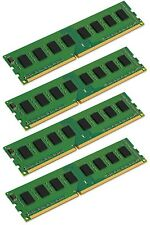 4GB (4 x 1GB) PC3-8500U Memory for Dell Optiplex 380 580 780 790 980 DDR3 R