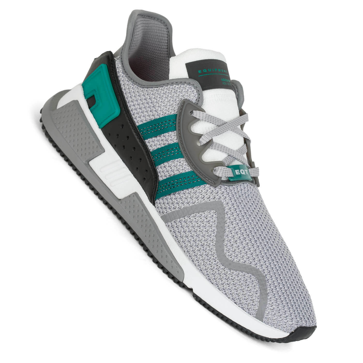 innovative design 19628 bd8c1 Adidas EQT Equipment Cushion ADV grau two two two Grün Herren Turnschuhe  AH2232 d33889