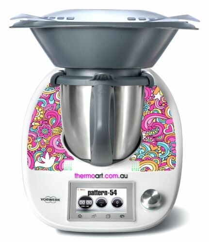 Code: Pattern 54 Thermomix TM5 Sticker Decal