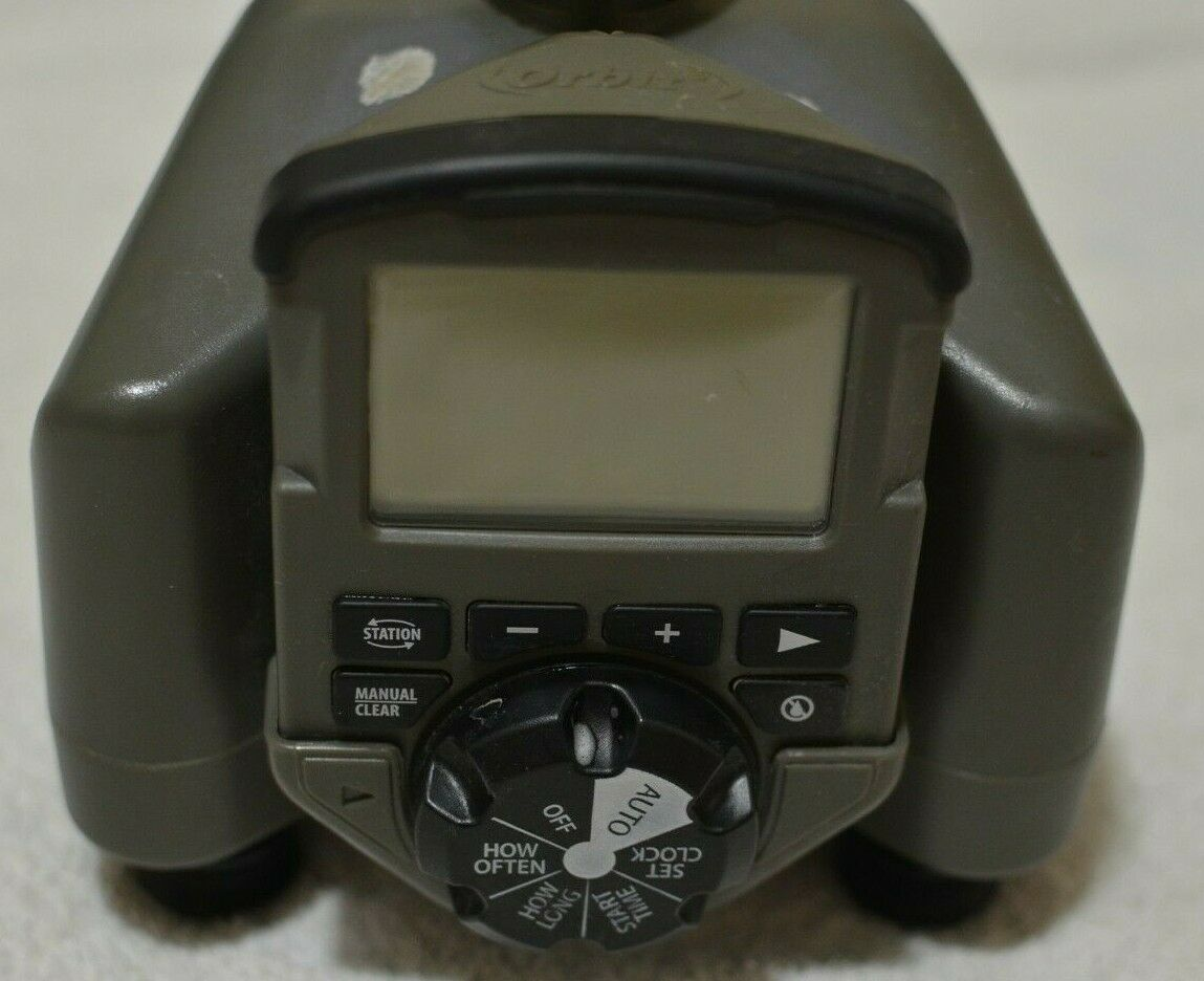 Orbit 56545 1 Dial 4 Outlet Hose Faucet Timer Automatic Watering Control