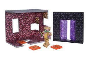 Minecraft-Nether-Biome-Biom-Spielset-Serie-4-Jazwares-16651