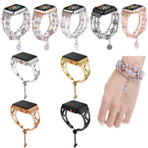 For-Apple-Watch-iwatch-Series-4-3-2-1-Stainless-Steel-Bracelet-iWatch-Band-Strap