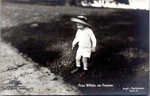 Potsdam-Prinz-Wilhelm-von-Preussen-Vintage-silver-print-Guillaume-de-Prusse