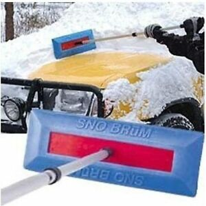 Car Snow Brush Snobrum Shovel Brum Sno Broom Rake Sweep
