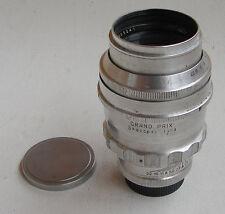 "Tair-11 2.8/133mm ""GRAND PRIX Brussels 1958"" KMZ lens M39 screw mount Zenit SLR"