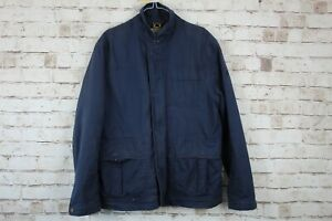 Timberland-Impermeable-Veste-Bleu-Taille-M-NO-Y323-14-5