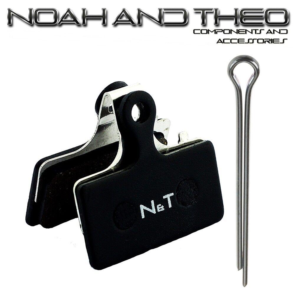 N&t Shimano Br M615 M666 M675 M785 M985 Semi Semi Semi Metálico Pastillas Frenos df9256
