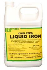 Chelated Liquid Iron - Gallon