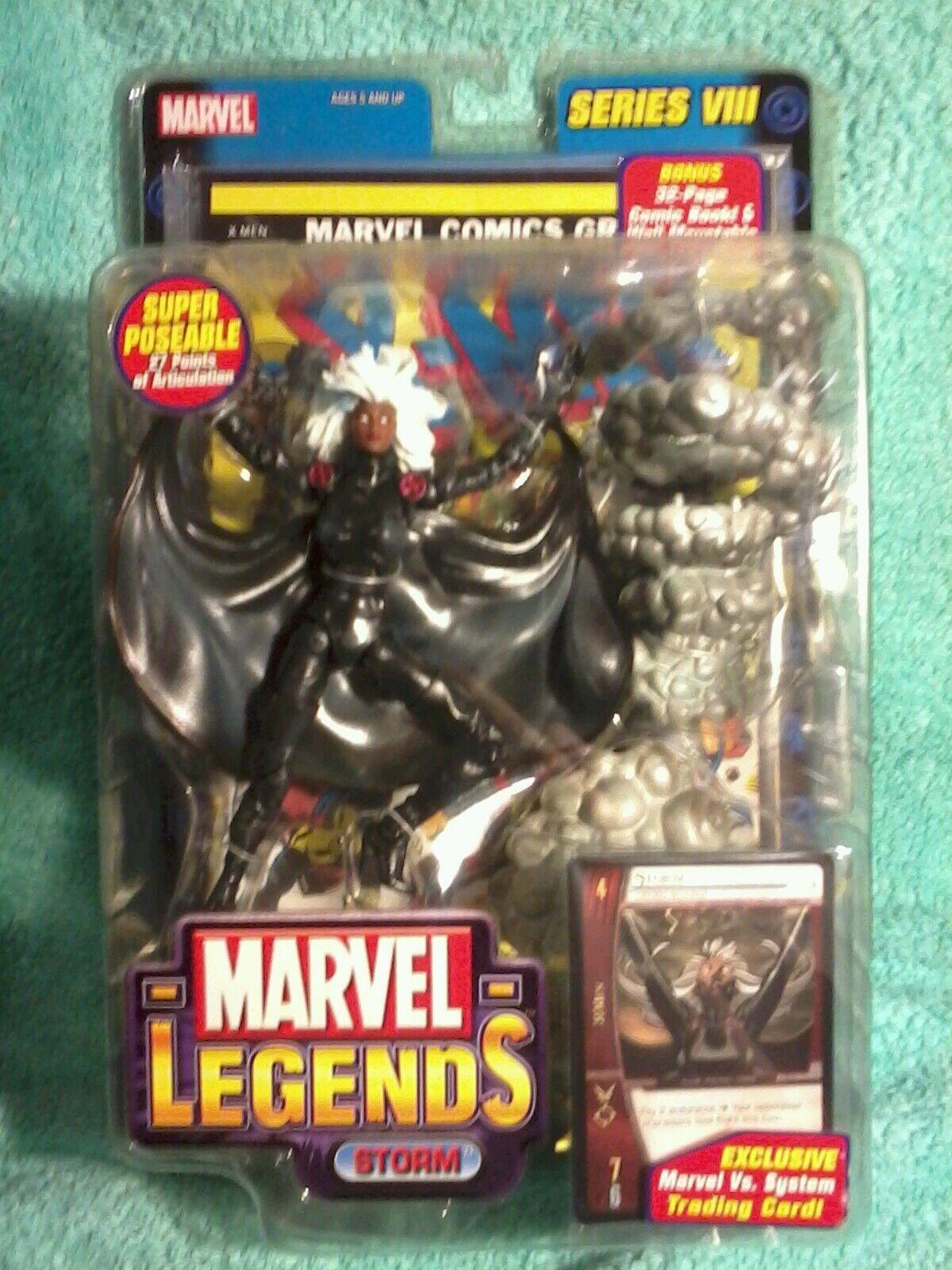 STORM Marvel Legends seriesVIII 6  Figure