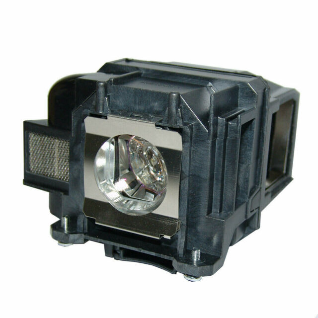 Replacement Lamp with Housing for EPSON ELPLP76 with Osram P-VIP Bulb Inside