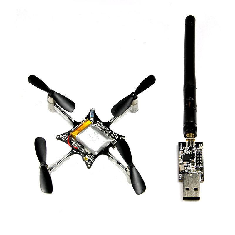 consegna gratuita e veloce disponibile Latest version 2.4G Mini Crazyflie Nano Quadcopter Kit Kit Kit 10-DOF with Crazyradio  disponibile