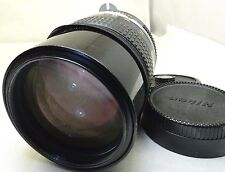 Nikon NIKKOR 135mm f2.8 Non-Ai Lens Manual Focus - K type