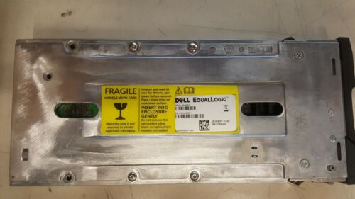 "Dell Equallogic 500GB SAS 7.2K 3.5/"" HDD in Tray ST500NM0011 6VVK7 06VVK7"