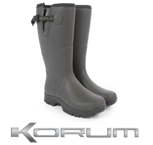Size UK 12 SSP £63 Korum Wellington Boots