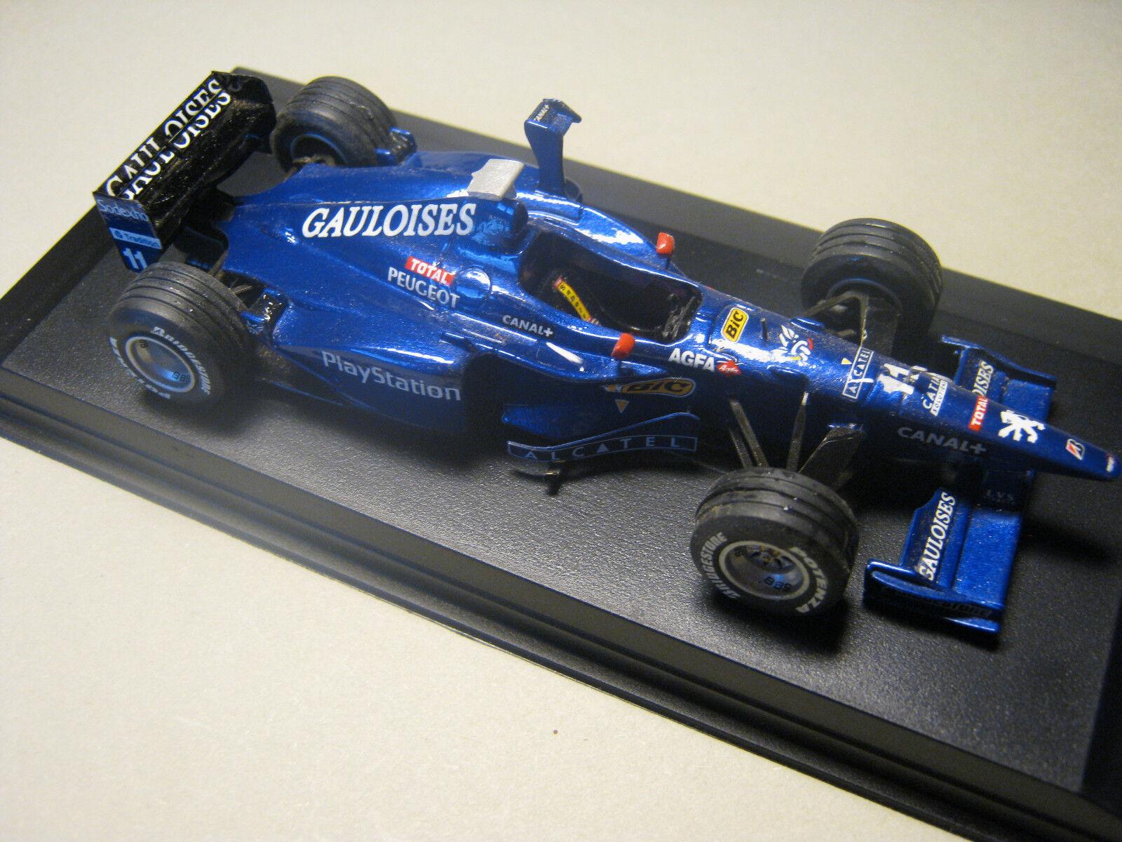 1.43 Prost indica ap01 o. Panis San m.1998, hecho a mano por Tameo en la nueva galería.
