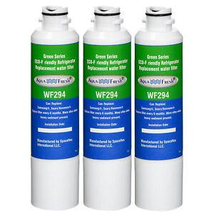 6 Pack Fits Samsung RF4287HA Refrigerators Aqua Fresh Water Filter