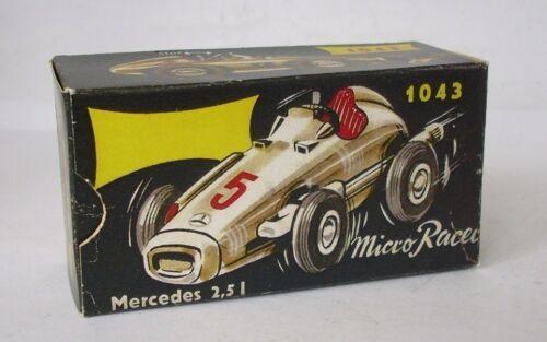 Repro box nutz Micro Racer mercedes 2,5 l 1043