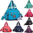 Waterproof Fancy Women Handbag Shoulder Bag Tote Purse Nylon Messenger Hobo Bags