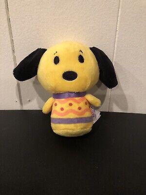 Hallmark Itty Bittys Peanuts Pastel Surprise Easter SNOOPY