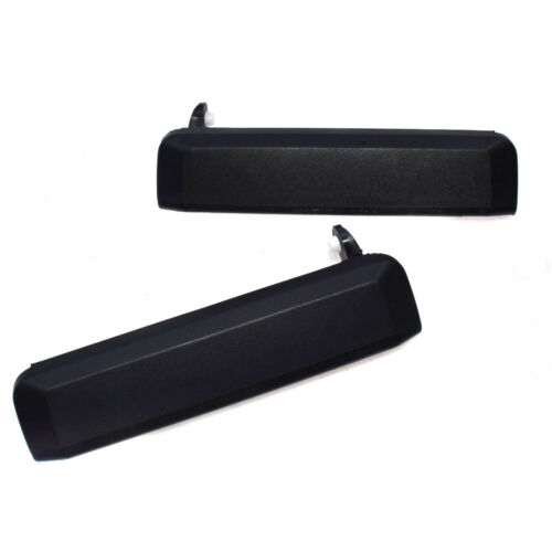 Pair Exterior Door Handle For 95-97 Nissan Pickup 86-94 D21 Front Left Right New