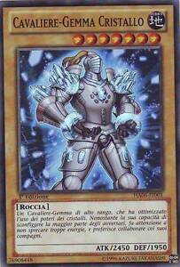 Gemma-Knight-Crystal-YU-GI-OH-HA06-IT001-Ita-SUPER-RARE-1-Ed