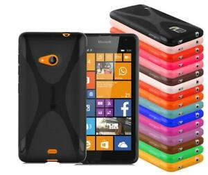 Case-for-Nokia-Protection-Cover-X-Motiv-Bumper-Silicone-Shockproof