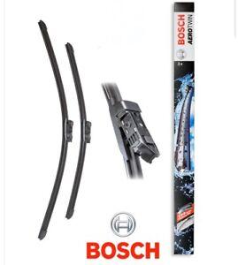 SEAT-Ibiza-Kuga-Doblo-Delantero-Limpiaparabrisas-Hoja-Set-2008-Bosch-Aero-A721S
