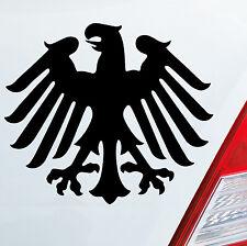 Autoaufkleber BUNDESADLER Deutschland Heimat GER Aufkleber BRD JDM Sticker 193