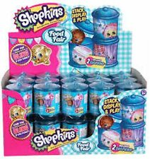SHOPKINS Season 4 Blind Candy Jar Food Fair 2-Packs * Lot of 10 * 20 Shopkins