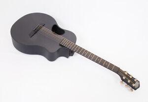 McPherson Carbon Fiber Touring Travel Guitar W/ Electronics @ LA Guitar Sales