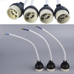 Culot-GU10-ampoule-LED-connecteur-de-ampe-halogene-connecteur-en-ceramique