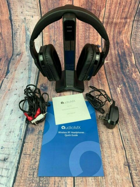 Audiomx OverEar Headphones Over-ear Stereo Bluetooth With aptX Low Latency