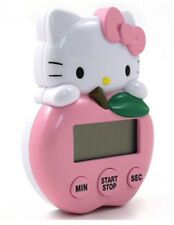 Hello Kitty Pink  Kitchen Timer