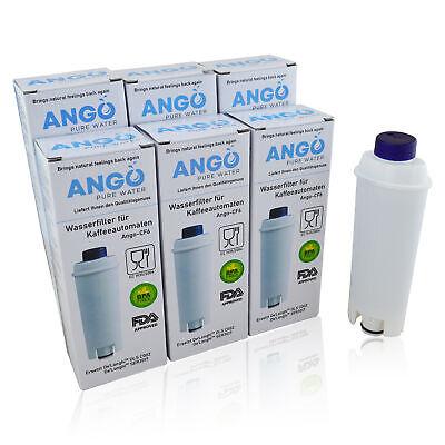 SER 3017 11 Stück EC-685 DeLonghi Filterpatrone Wasserfilter Filter  DLS C002
