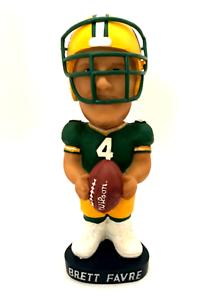 Brett-Farve-Bobblehead-Green-Bay-Packers-Hall-of-Fame-QB-NFL-Dobble-Bobble