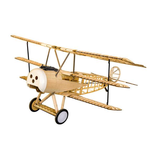 Fokker dr. i 1540mm aus balsaholz triplane 'rc - flugzeug