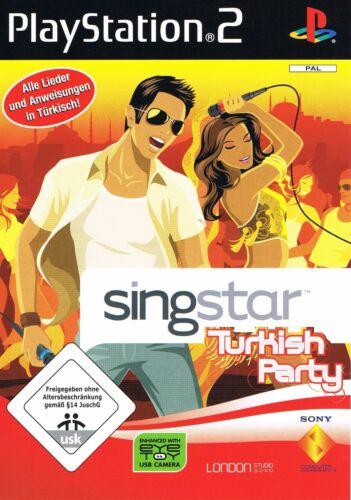 1 von 1 - SingStar: Turkish Party (Sony PlayStation 2)