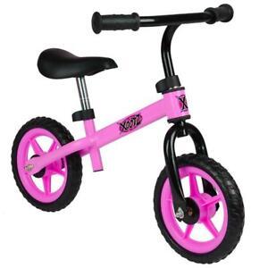 4ebaa8372ce Xootz Girls Toddler Kids Training Balance Bike Bicycle 10