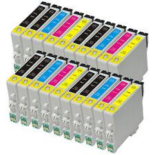 20 NON-OEM T060 60 INK EPSON C68 C88 CX3800 CX3810 CX4200 CX4800 CX5800F CX7800