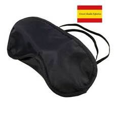 Antifaz mascara para dormir gafas Negro relajante tren avion casa masajes