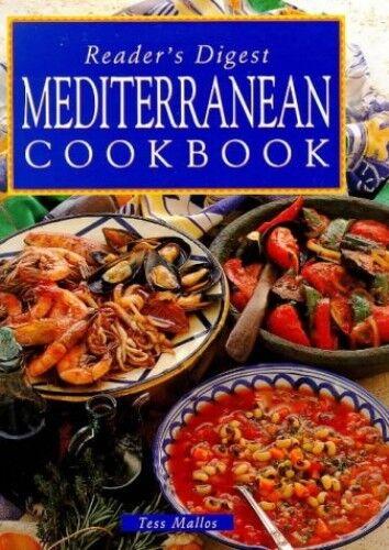 Reader's Digest Mediterranean Cookbook by Mallos, Tess 0276423011 The Cheap Fast