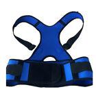 Adjustable Yes Posture Back Support Lumbar Brace Shoulder Corrector Unisex Y2R3