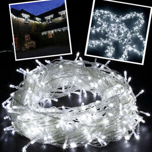 30M-300-LED-Safe-Voltage-Christmas-Wedding-Party-Day-White-Fairy-String-Lights