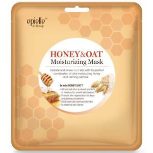 EPIELLE-FACIAL-ESSENCE-HONEY-amp-OAT-MOISTURIZING-SHEET-MASK-SKIN-PACK