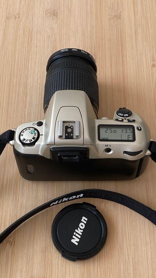 Nikon, Nikon F60, spejlrefleks