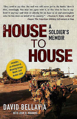1 of 1 - House to House : A Soldier's Memoir-ExLibrary