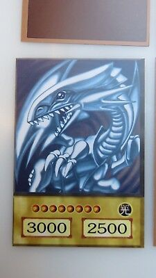Kaiba and Blue Eyes White Dragon CUSTOM ORICA Ultra Rare Yugioh!
