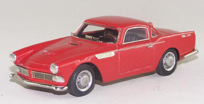 ABC 211 BMW 3200 MICHELOTTI VIGNALE COUPE' 1959